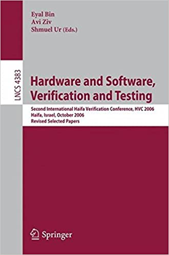 Hardware and Software, Verification and Testing: Second