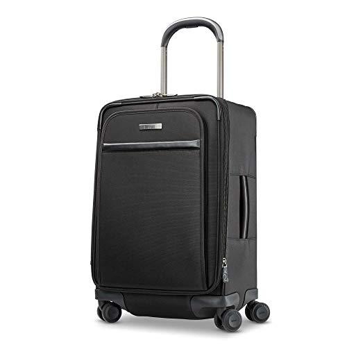 Global Traveler Luggage - Hartmann Global Carry-On, Deep Black