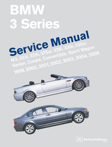 [EBOOK] BMW 3 Series (E46) Service Manual: 1999-2005 Z.I.P
