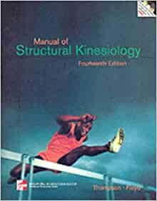 manual of structural kinesiology 19th edition download