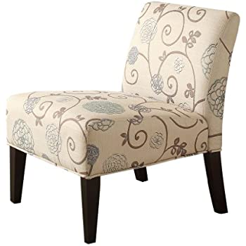 Amazon Com Homelegance Lifestyle Armless Lounge Chair