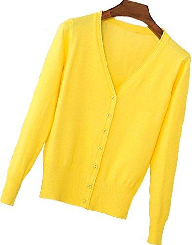 Yellow Crew Sweatshirt - 6