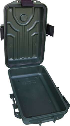 MTM Survivor Dry Box with O-Ring Seal (Forest Green, Small)