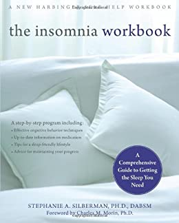 Insomnia Workbook Comprehensive Guide Getting ebook product image