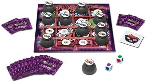 Cayro - Pozimus - Juego de Habilidades cognitiva e inteligencias múltiples - Juego Infantil - Juego de Mesa - (7051): Amazon.es: Juguetes y juegos