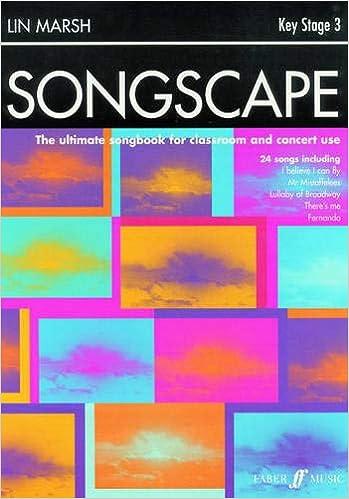 Songscape: Teacher's Book: Amazon co uk: Lin Marsh: Books