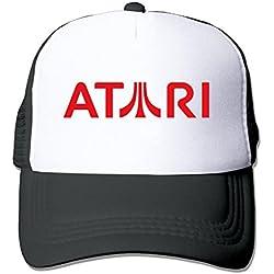 ATARI Logo Truck caps Cool Men Women hat Black (5 colors)