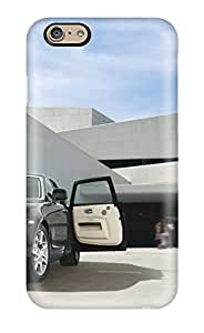 Keyi chrissy Rice's Shop Ultra Slim Fit Hard Case Cover Specially Made For Iphone 6- Rolls Royce Ghost 6