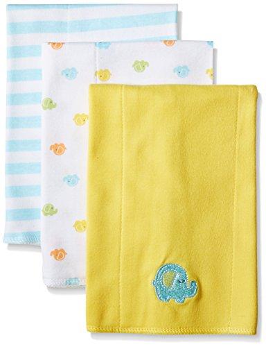 Gerber Unisex baby Newborn 3 Pack Cloth