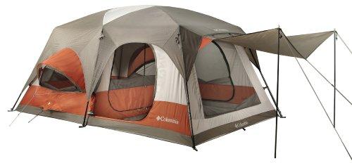 Amazon.com  Columbia Cougar Flats II Family Cabin Dome Tent  Sports u0026 Outdoors  sc 1 st  Amazon.com & Amazon.com : Columbia Cougar Flats II Family Cabin Dome Tent ...