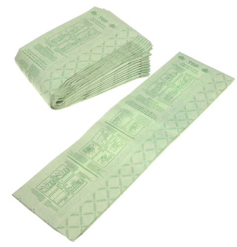 Hoover Type A Upright Vacuum Cleaner Replacement Bags, Package of 10 - Convertible Upright Vacuum