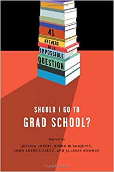 Question about grad school?