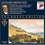 Bartók: Piano Concertos No. 2 & No. 3 / Concerto for Two Pianos & Percussion / Violin Concerto No. 2 / Rhapsodies No. 1 & No. 2 (The Royal Edition No. 2 of 100)
