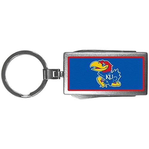 - Siskiyou Sports NCAA Kansas Jayhawks Multi-Tool Key Chain