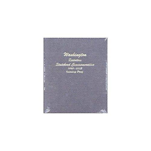 Dansco 8143 Washington Statehood Quarters Album 1999-2003 w/ Proof ()