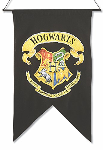 Harry Potter Hogwart's Printed Wall Banner -