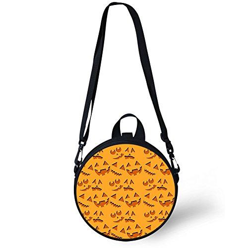 Women and Round Round for Women Backpack V6lcc4028i Bag Crossbody FancyPrint Fashion Girls dqxYd1