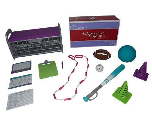 (American Girl - Sport Storage Bench - Truly Me 2015)