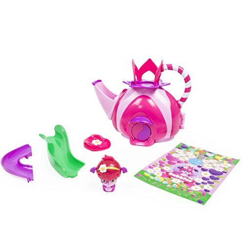 Popples - Bubbles Teapot House Playset