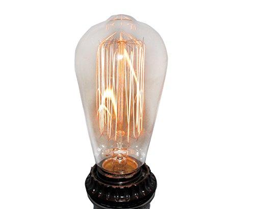 Enlightened Ambience 60 Watt Antique Edison Style Light B...