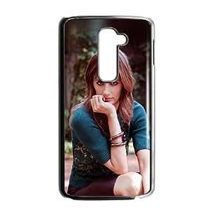 LG G2 Cell Phone Case Black Beautiful Stana Katic OJ557111