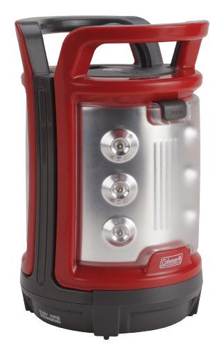 Coleman 4D CPS LED Duo Lantern, Outdoor Stuffs