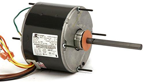 Emerson Motor - NIDEC MOTOR CORPORATION (Emerson / US Motors) 1860 1/4 HP Condenser Fan, 5.6