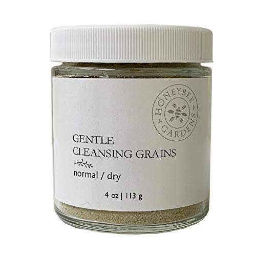 Honeybee Gardens Gentle Cleansing Grains for Normal/Dry Skin