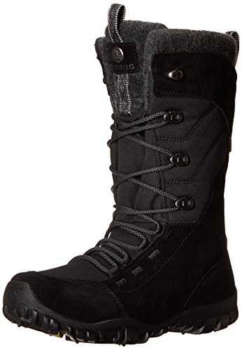 Icebug Womens Diana Bugsole Botte Dhiver Noir