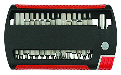 - Wiha 79493 Slotted Phillips Torx Hex Insert Bit Xlselector Set