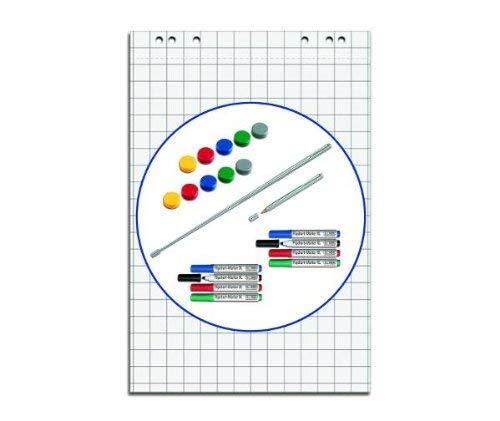 Foot Flip Chart Starter Set