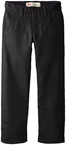 Levi's Big Boys' 511 Slim Fit Knit Trouser, Black, 16