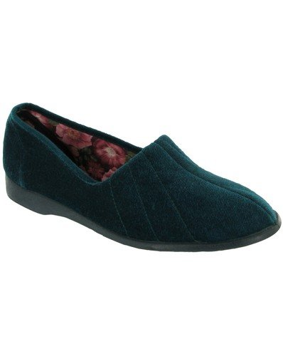 New GBS Audrey Women's Slipper Rubber Made Ladies Slip-On-Slippers Assorted Ocean pcO52WAOfV