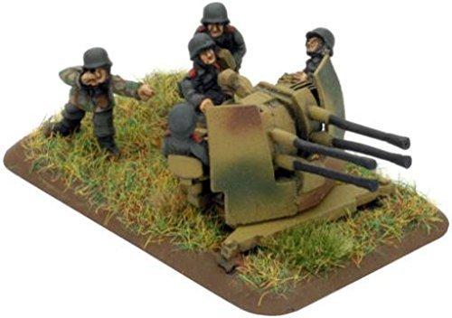 2cm Quad FlaK Gun Platoon
