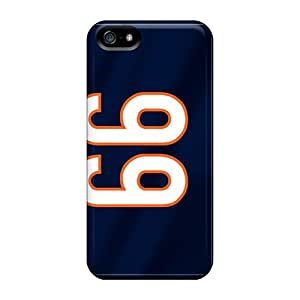 Sanp On Case Cover Protector For Iphone 5/5s (chicago Bears)
