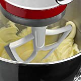 6 Quart Kitchenaid Mixer Attachments, Flex Edge