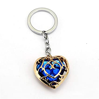 Amazon.com : Key Chains - Game The Legend of Zelda Keychain ...