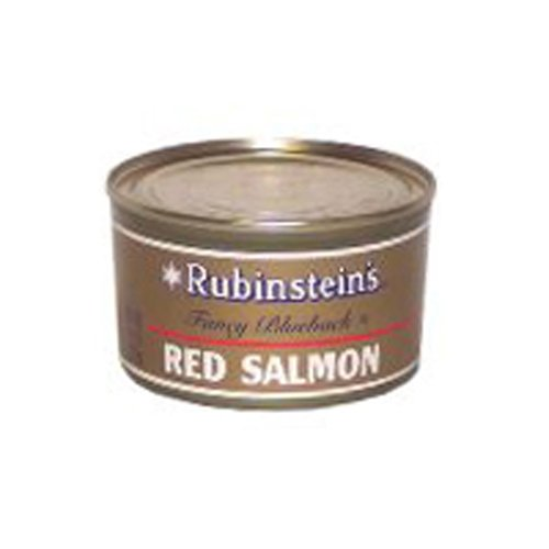 Rubinsteins Red Salmon 7 5 Ounce Pack product image