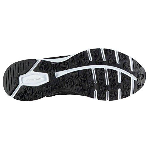 Tempo Noir nbsp;support pied course Road femme Shoes Baskets Sneakers pour Chaussures Karrimor 5 Run de Official à gnx1OqFwF