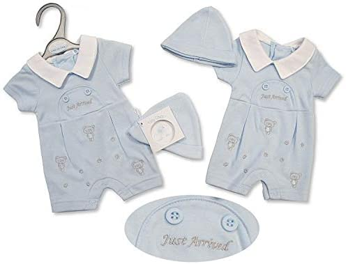 Tiny Baby Premature Jungle Velour Sleepsuit