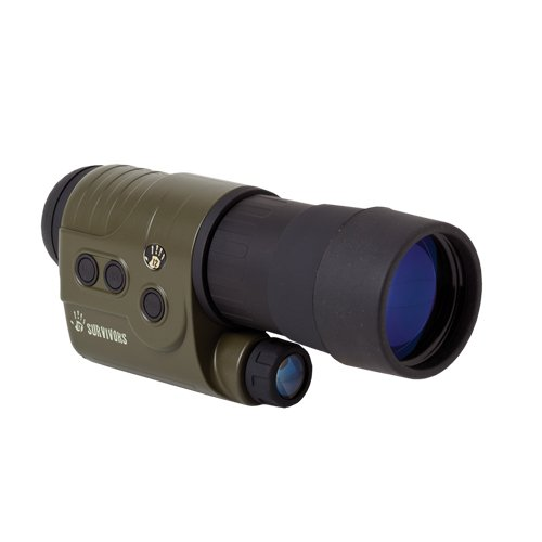 12 Survivors Digital Recording Monocular