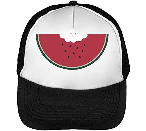 Snapback Blanco Hombre Sweet Negro Gorras Watermellon Beisbol SUqFtaxw