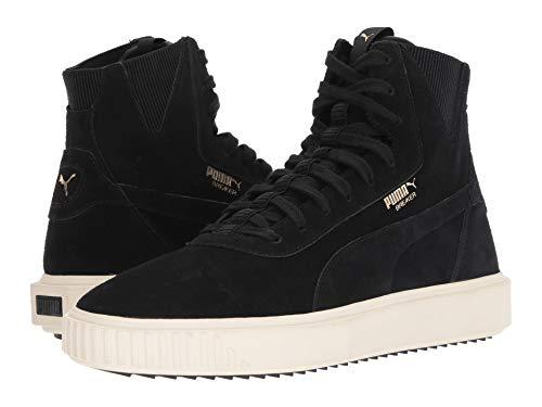 [PUMA(プーマ)] メンズランニングシューズ?スニーカー?靴 Breaker Hi Puma Black/Whisper White 9 (27cm) D - Medium