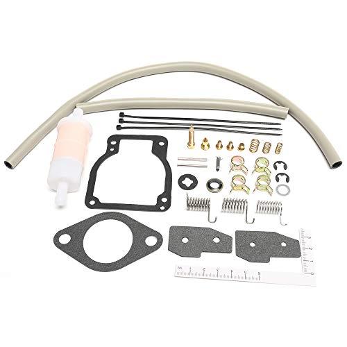 Sierra Carburetor - iFJF 18-7750-1 Carburetor Kit For Sierra Mercury Mariner Outboard Motor Replaces 1395-8236354