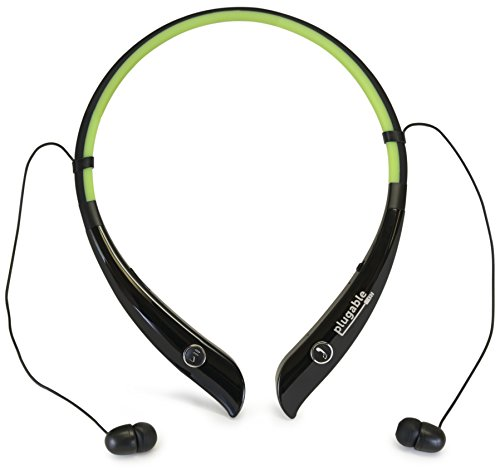 Plugable Bluetooth Flexible Neckband Headset