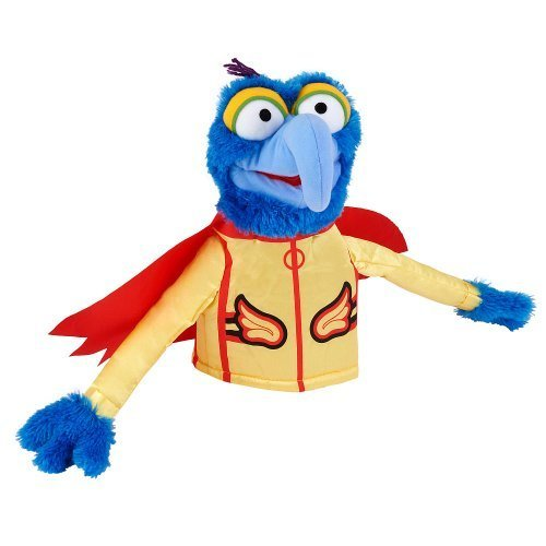 FAO Disney Muppet Puppet - Gonzo (Kermit And Miss Piggy Costumes)