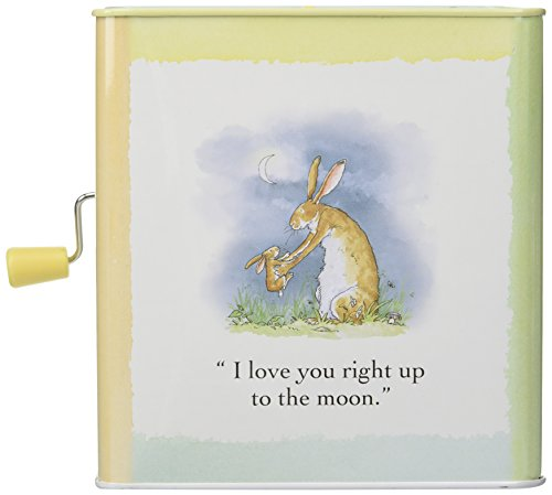 """417VbWHJ9VL - Guess How Much I Love You Nutbrown Hare Jack-in-the-Box, 5.5"""""""