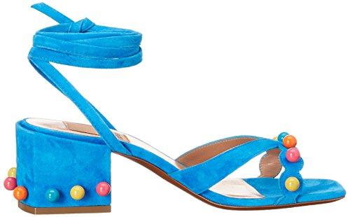 Kallisté Donna 5057.11 Sandali Blu (mediterraneo)