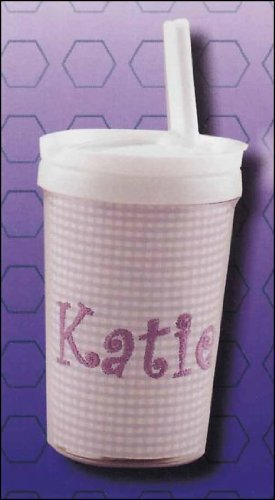 Create Your Own 8 oz. Kid's Tumbler with Straw -