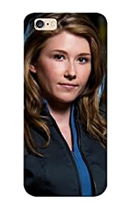 New Style Catenaryoi Hard Case Cover For Iphone 6 Plus- Dr Jennifer Keller Stargate Atlantis Kimberly Kurzendoerfer